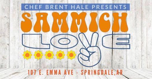Sammich Love, 107 E. Emma Ave.