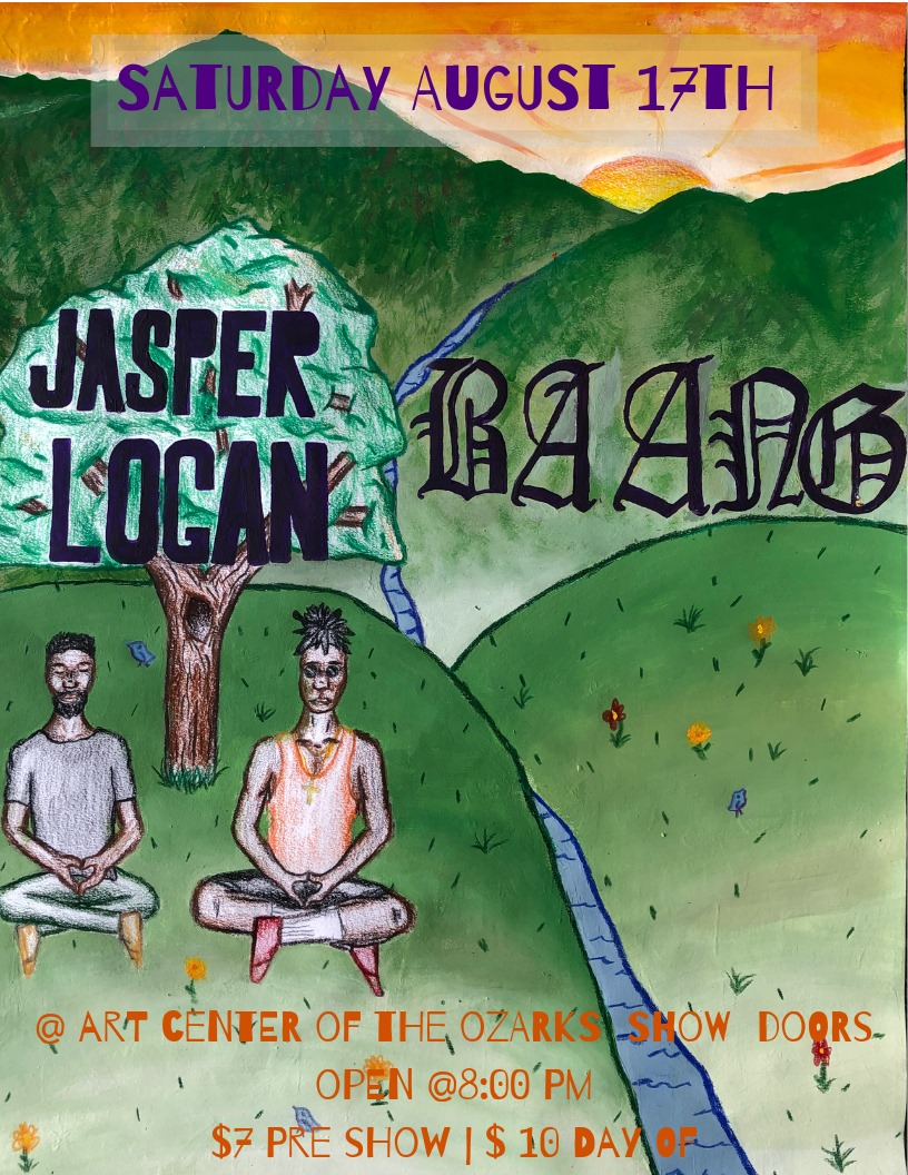 Jasper Logan & BAANG graphic