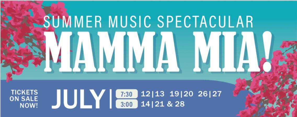 Mamma Mia! Tickets on sale NOW