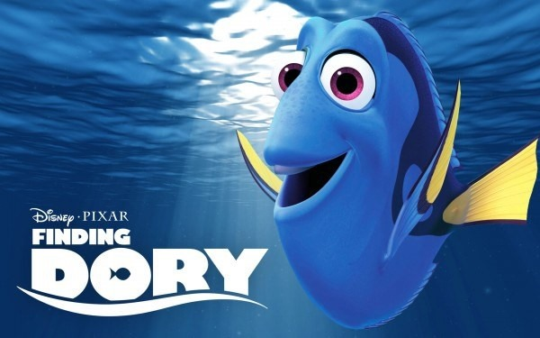 """""""Finding Dory"""" graphic"""