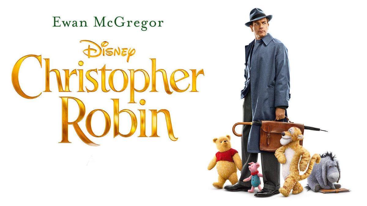 """Christopher Robin"" poster"