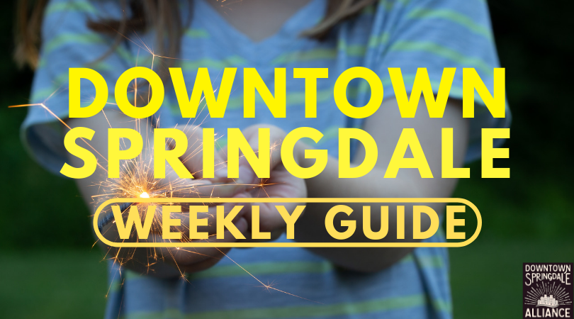 Weekly Guide 7-4-19