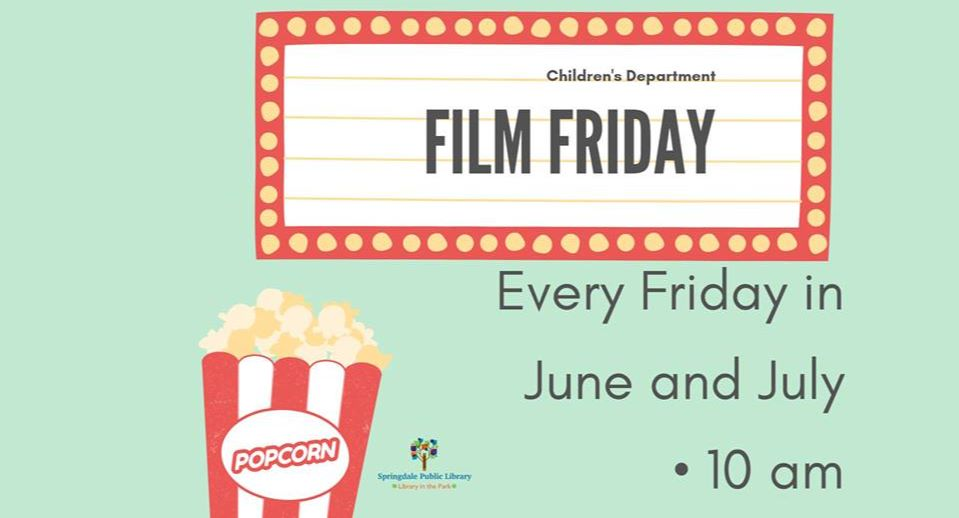 Film Friday graphic