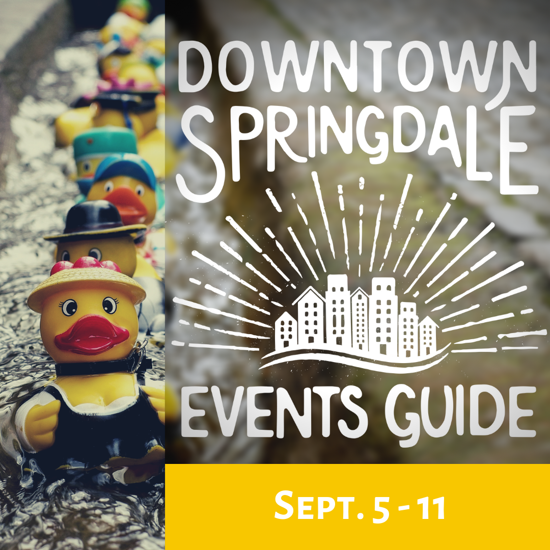 Events Guide Sept. 5