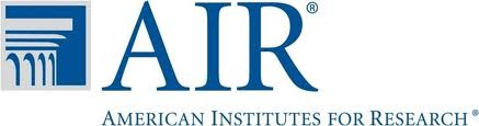 AIR American Institutes for Research