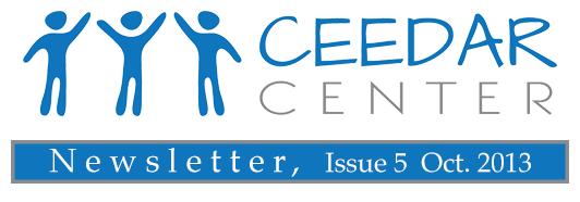 CEEDAR Center Newsletter