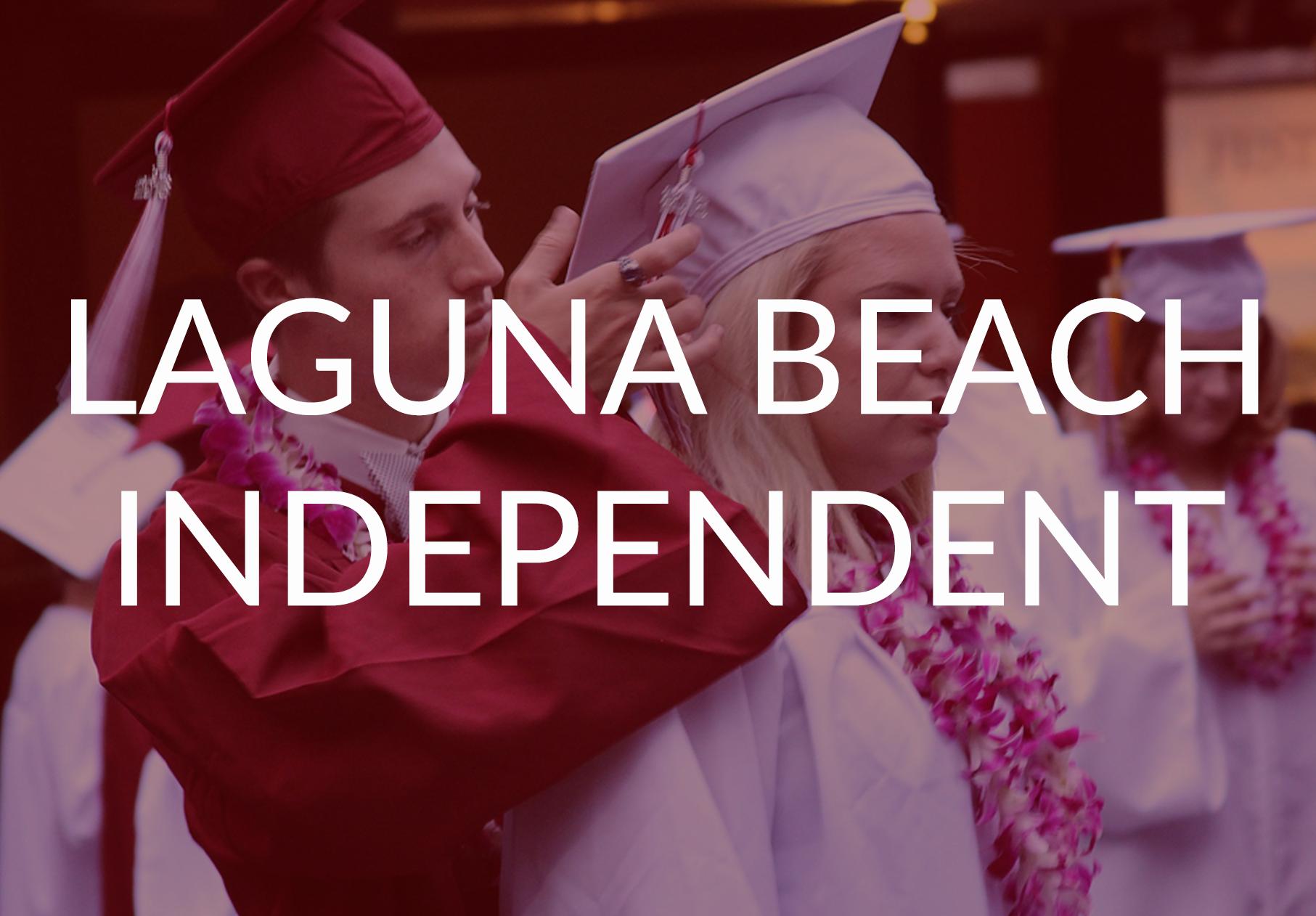 Laguna Beach Independent - Graduation Photos