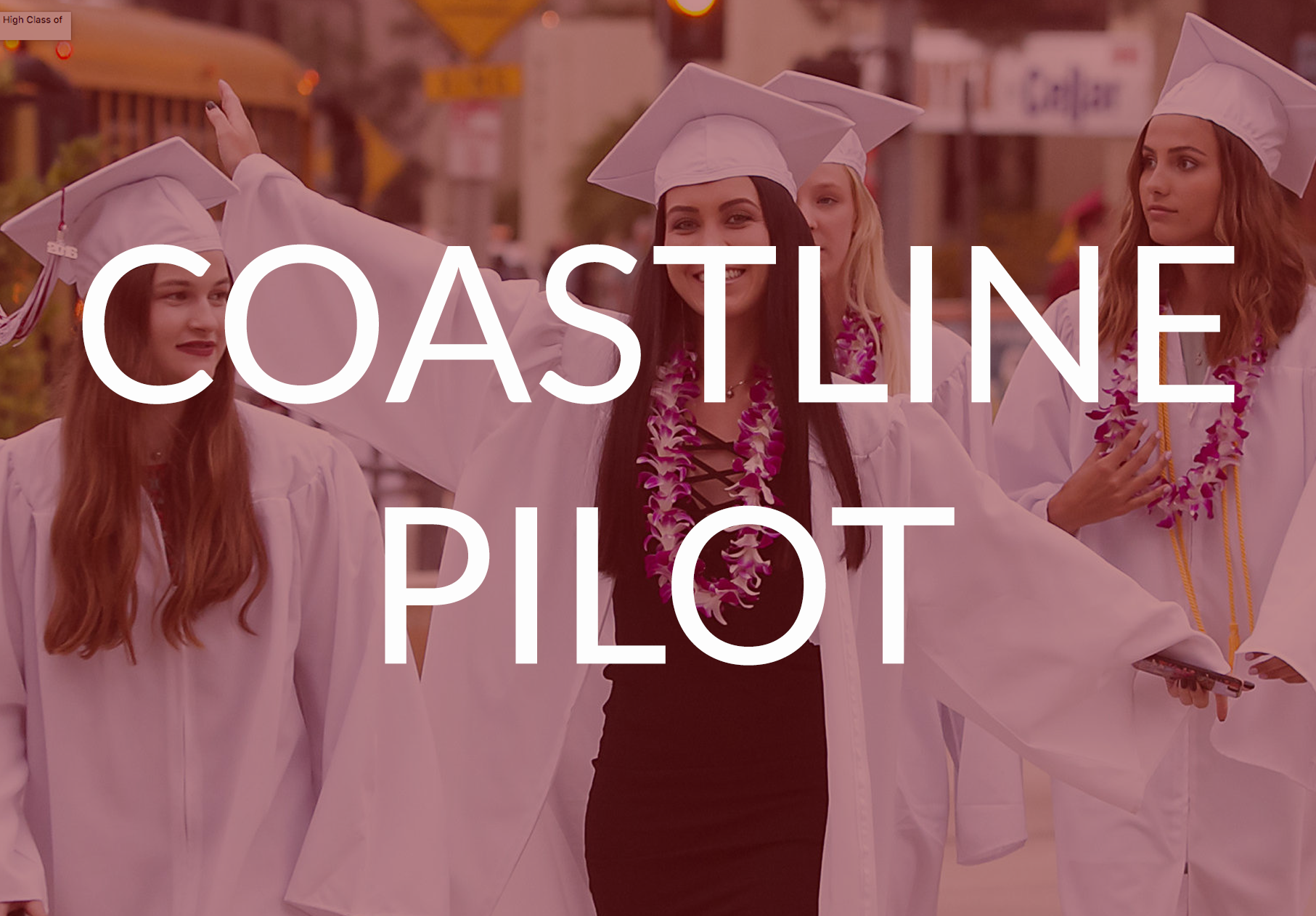 Coastline Pilot - Graduation Photos