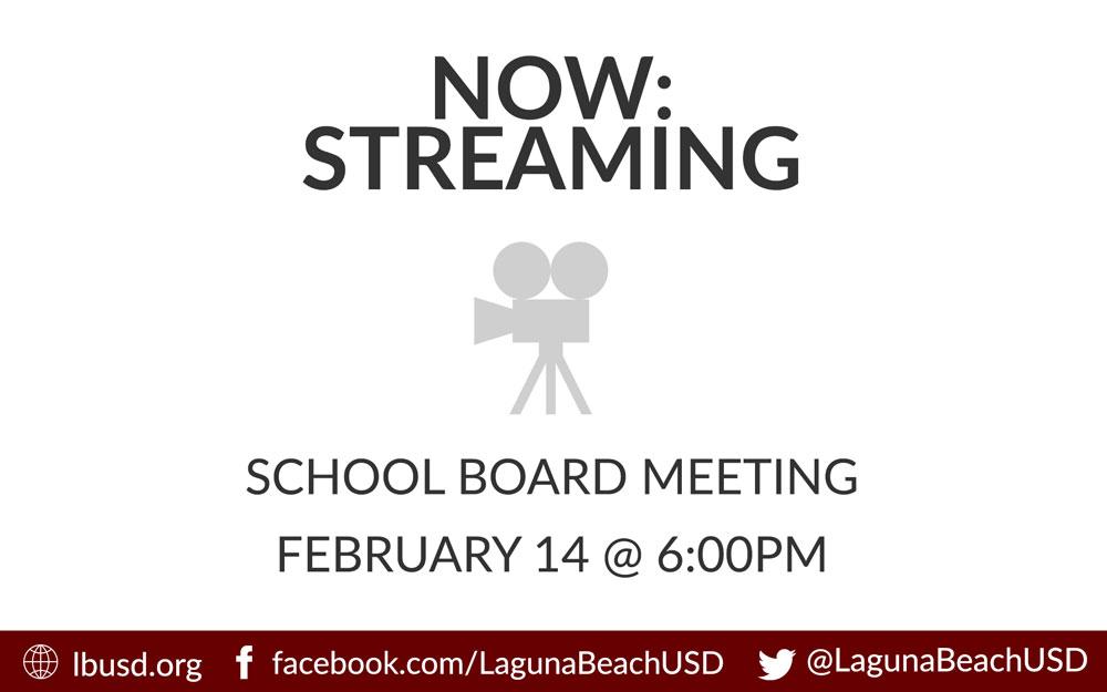 School Board Meeting Video