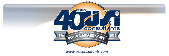 USI Consultants Inc. 40th Anniversary!