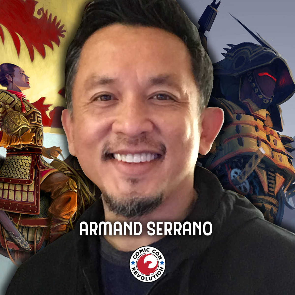 ARMAND SERRANO - Mulan, Blizzard Entertainment, Big Hero 6, Zootopia