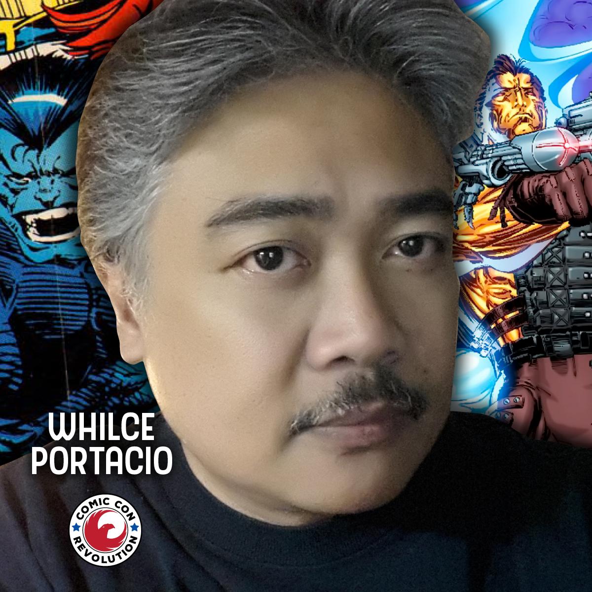 WHILCE PORTACIO - Comic Artist Legend; Wetworks, Uncanny X-Men, X-Factor, Punisher