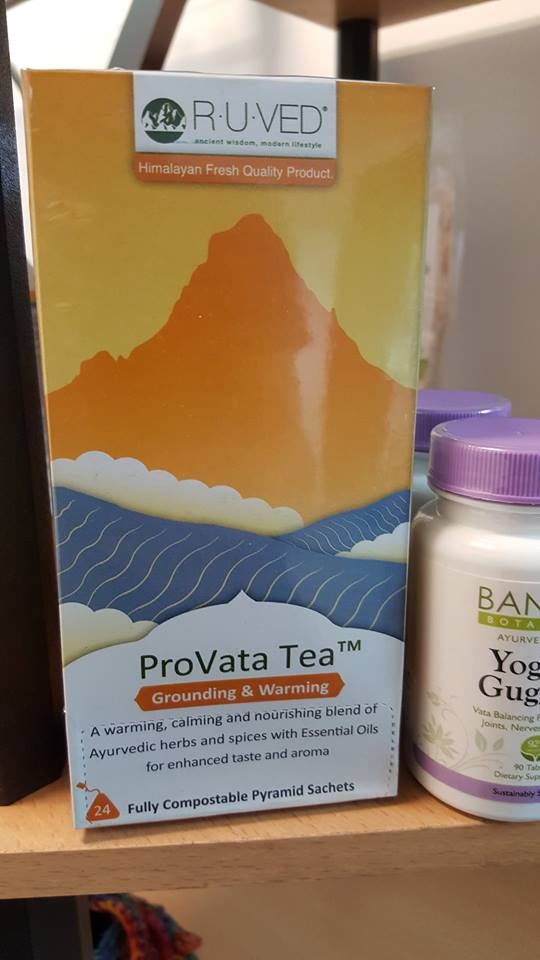 ProVata Tea for Fall