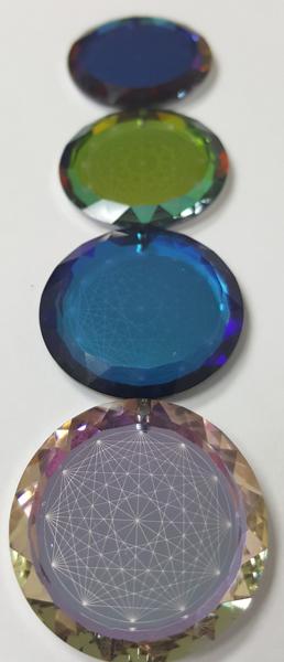 Esogetics Holographic Crystals