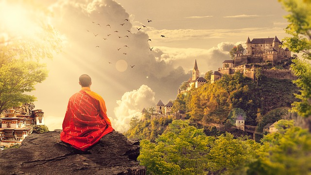 Be the Peace You Seek: Calming & Relaxing Dharma Class
