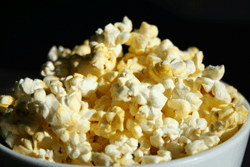 Popcorn to increase Serotinin