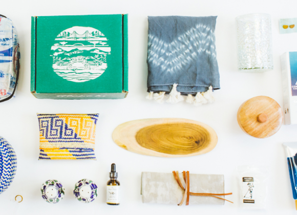 The Artisan Box by GlobeIn - from $55/mo.