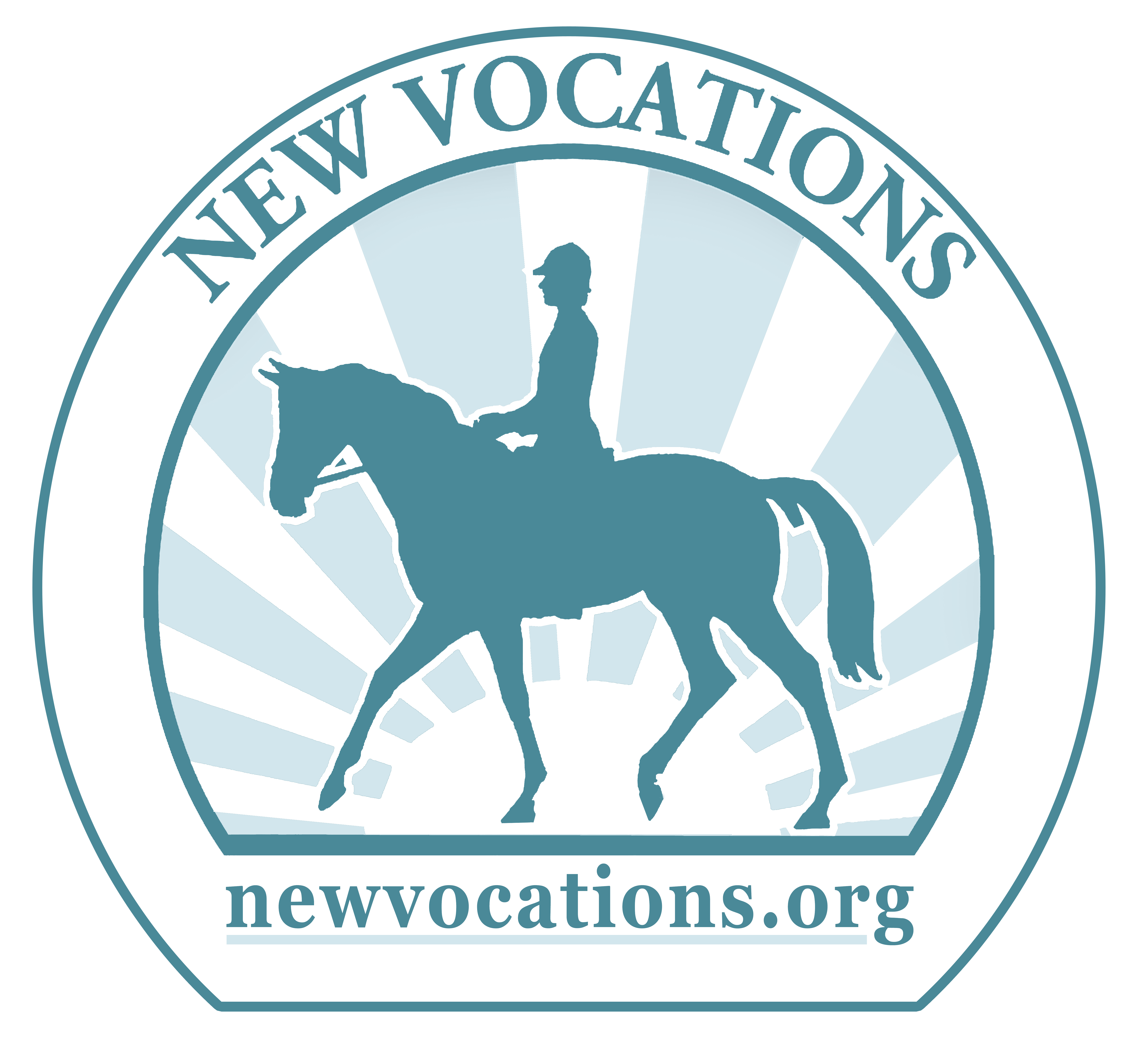 New Vocations Logo
