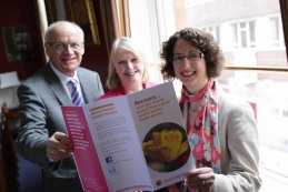 Mental Health Reform's recovery paper and leaflet