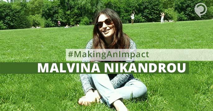 Malvina Nikandrou, ML Engineer