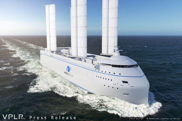 Ailes par Oceanwings pour Ariane group
