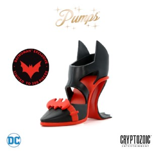 Batwoman DC Pumps