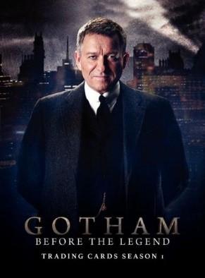 Gotham Season 1 Trading Cards - Alfred