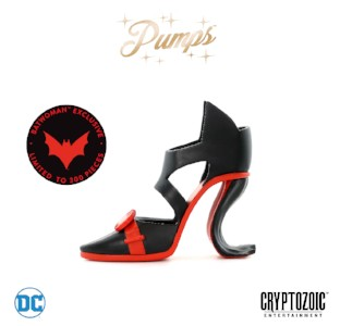 Batwoman DC Pumps (SDCC exclusive)