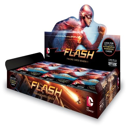 Flash Season 1 Trading Cards