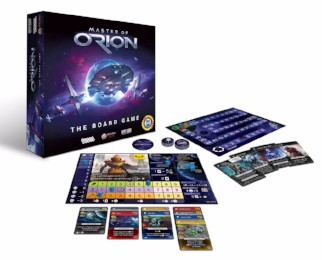 Master of Orion: The Board Game