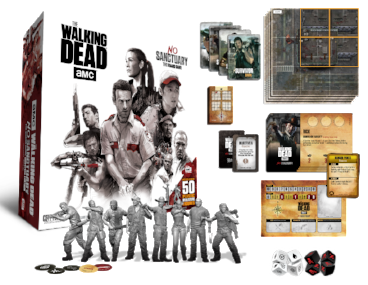 The Walking Dead: No Sanctuary — The Board Game