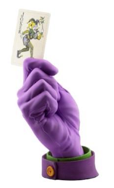DC's The Joker Calling Card Statue