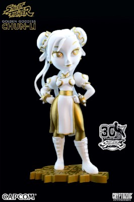Golden Goddess Chun-Li