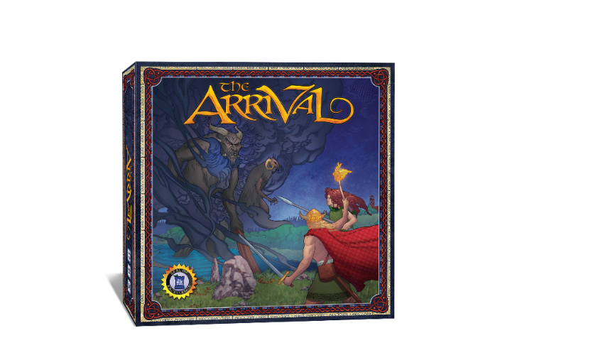 The Arrival board game