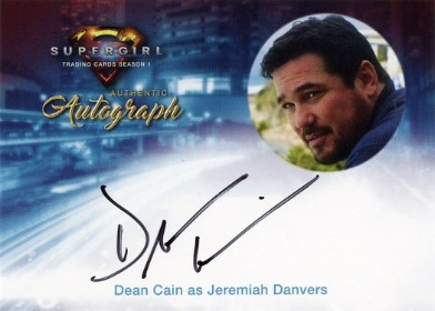 Supergirl Trading Cards Season 1 - Autograph Card - Dean Cain