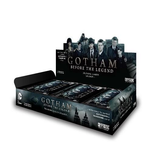 Gotham Trading Cards Season 1