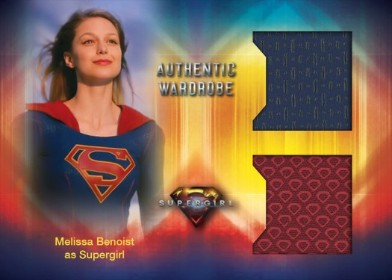 Supergirl Trading Cards Season 1 - Wardrobe Card