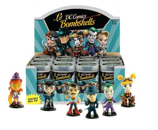 DC Lil Bombshells Series 3