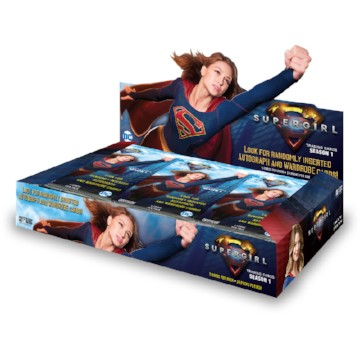 Supergirl Trading Cards Season 1