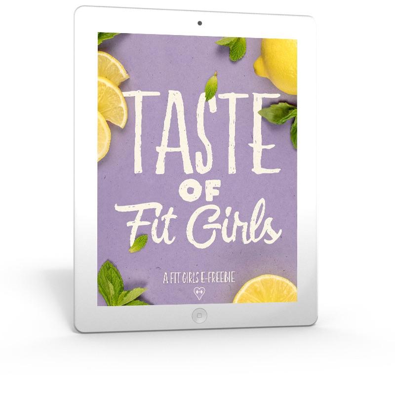 Taste of Fit Girls - Freebie