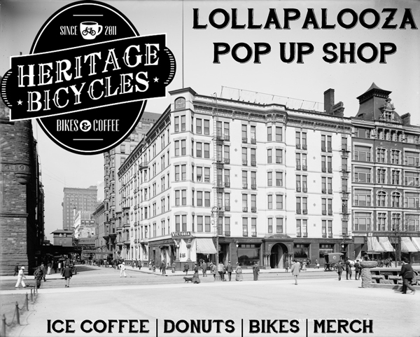 Lollapalooza Pop Up Shop - Lollashop