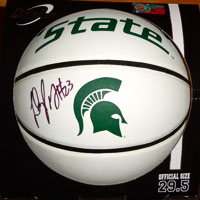 Draymond Green signed basketball