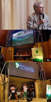 Campaña Amazonía Corazón del Mundo