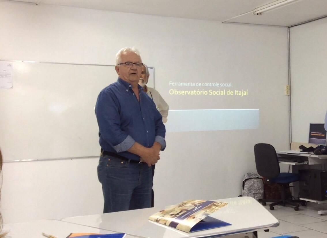 Compra milionária de software está na mira dos Observadores Sociais de Itajaí