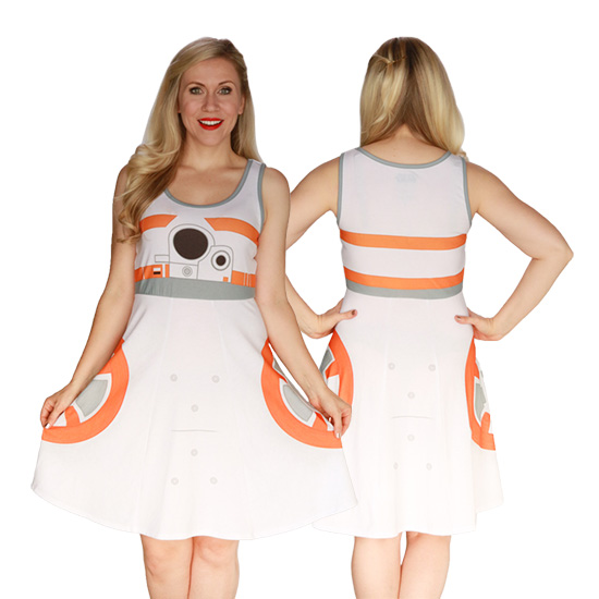 bb-8 aline dress