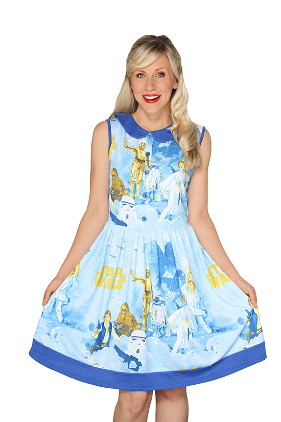 Star Wars Vintage Pan Dress