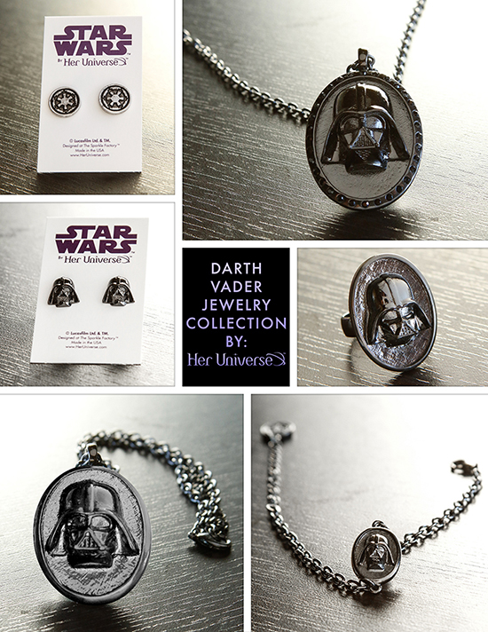 Darth Vader Jewelry Collection