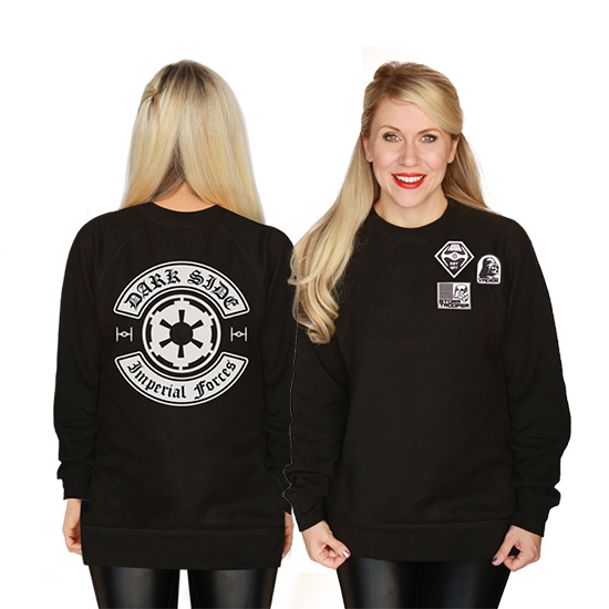 Patches Sweatshirt