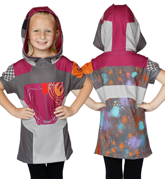 Sabine Youth Tunic