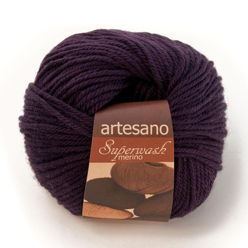 Artesano merino - PURPLE ASM-3158